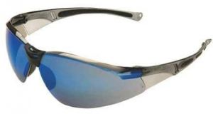 Honeywell A803 Safety Glasses Blue Mirror Anti-Scratch (1 Pair)