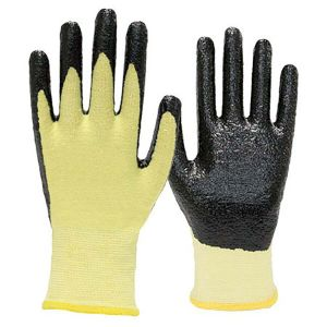 Armor Guys Duty Work Glove Yellow Color - 12 Pairs