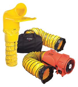 Allegro 9520-33M Confined Space Axial Blower Ventilation Kits