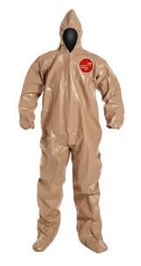 DuPont™ C3122T TN Tychem® 5000 Coveralls 6/Case