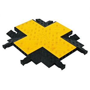 Checkers YJ5X125 Cable Protector Yellow Jacket®, 5 channel