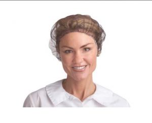 "Cordova 24"" Hairnet White Color (10 Bags/Case)"