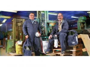 Chicago Protective Apparel  43 CAL Coverall Arc Flash Clothing Kit - PPE Category (HRC 4)