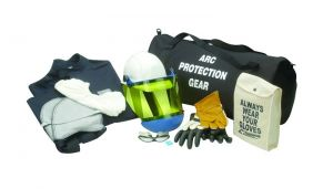CPA 8 Cal Coat & Leggings Arc Flash Protection Clothing Kit AG8-CL