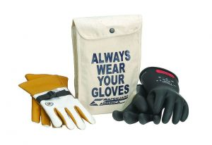 CPA Class 0 Rubber Insulated Glove Kit