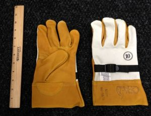 Rubber Insulated Glove Protectors