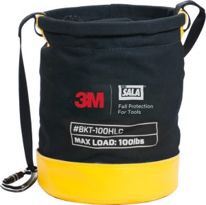 3M DBI-SALA 1500134 Safe Bucket 100 lb. Load Rated Hook and Loop Canvas