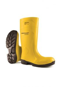 Dunlop FoodPro Boots Polyurethane Yellow Color - 1 PR