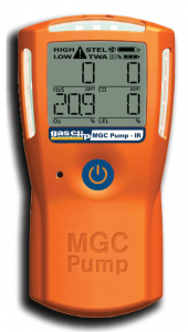 Multi Gas Clip Pump - with Infrared Combustible Sensor
