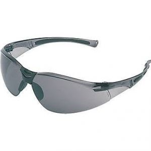Honeywell A801 Safety Glasses Gray Anti-Scratch (1 Pair)