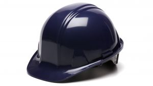 Pyramex HP14165 SL Series Hard Hat One Size ANSI Z89.1 standards, Type 1 - Class C, G, and E Polyethylene  Blue Color - 16 / CS