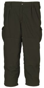 Lakeland Nomex, Vented, MTS Wildland Fire Pant, Spruce Green
