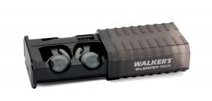 Walker's Hearing GWP-SLCR-BT Silencer- Bluetooth Rechargeable
