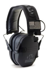 Walker's Hearing GWP-RSEMPAT Razor Patriot Series Razor Slim Electronic Muff