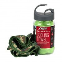 PIP EZ Cool Max Evaporative Cooling Towel Camo One Size, Box Of 12