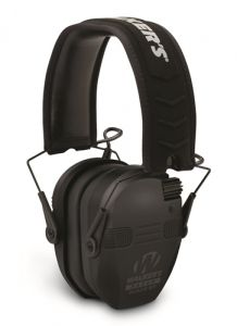 Walker's Hearing Razor Slim Electronic Quad Ear Muff Bluetooth GWP-RSEQM-BT