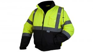 Pyramex Safety Products RJ3210 Series Jacket Lime Color  - 1 / Box