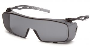 Pyramex Safety Glasses Cappture S9920ST Gray H2X Anti-Fog (12 Pairs)