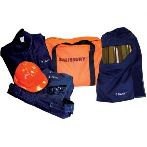 Salisbury By Honeywell PRO-WEAR Personal Protection Equipment Kits 8- cal/cm2 Arc Flash Personal Protection Equipment Kits - 1 /EA