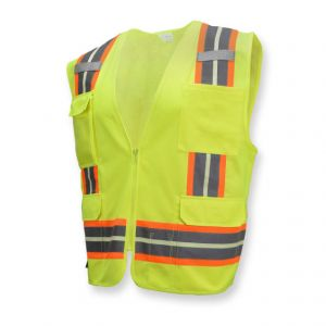 Radians SV6-GLOW Surveyor Two-Tone Glow Vest