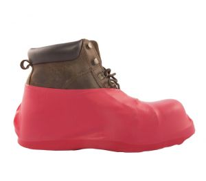 Tingley Boot Saver® Disposable Shoe Cover Red (100 Pairs/Case)
