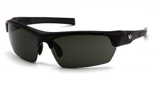 Venture Gear  Tensaw  Black Frame/ Forest Gray Polarized Lens  Safety Glasses  1 / EA