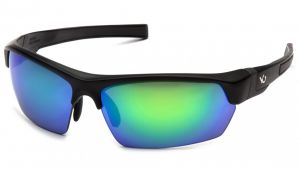 Pyramex Tensaw Safety Glasses Polycarbonate Material Polarized, Anti-fog, Green Color - 1 / Box