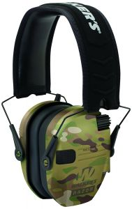 Walker's Hearing Razor Series Slim Shooter Folding Muff  GWP-RSEM-MCC
