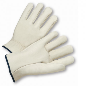 West Chester 995 Cowhide Leather Driver Glove 1/DZ
