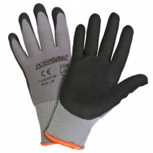 West Chester PosiGrip 715SNFTP General Purpose Work Gloves 12 Pairs