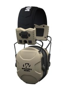 Walker's Hearing XCEL 100 Digital Electronic Muff GWP-XSEM