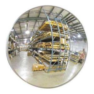 """Domes and Mirrors by Se-Kure SCVI-12Z 12"""" Indoor Convex Mirror"""