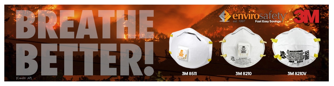 California Fires 2019 Respiratory Protection