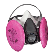 3M 6191 Respirator Products
