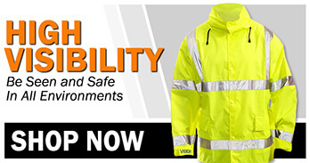 Safety Vests and other High Visibility Clothing