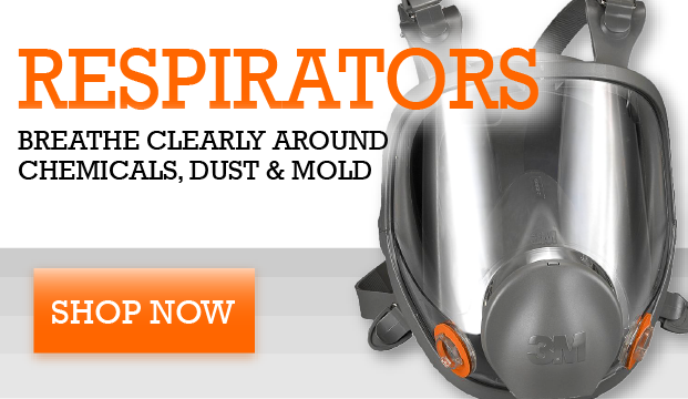 3m Respirators, Filters and breathing protection