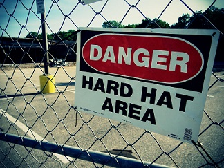 Hard Hats are a basic but important safety component