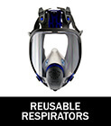 3M Reusable Respirators