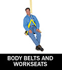 3M Body Belts & Workseats