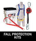 3M Fall Protection Kits