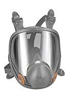 3M Respirator Full Face mask