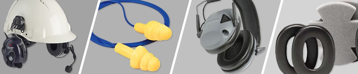 Hearing Protection Banner