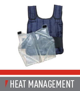 PIP Heat Management