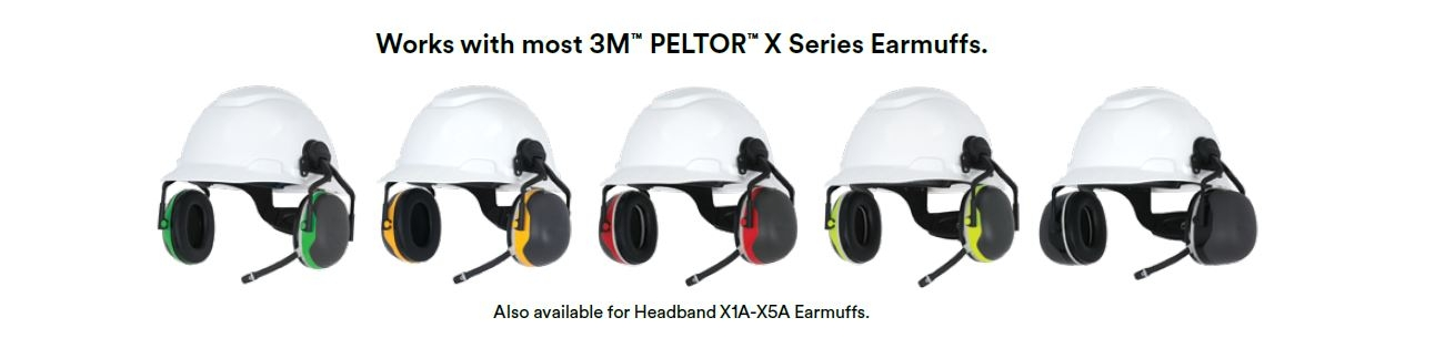 d6ac27124f3 3M PELTOR Wireless Communication X Series Earmuff Bluetooth Accessory