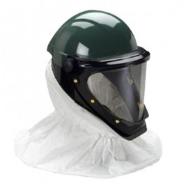 3M Helmet L-901 with Wide-view Faceshield