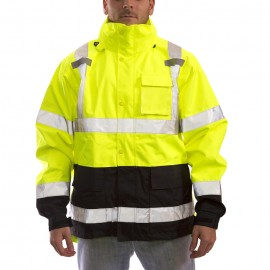 Tingley Reflective Rain Jacket | Icon Rain Jacket | Enviro Safety