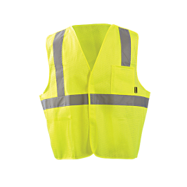 Occunomix 5 Pt. Break-Away Mesh Vest ECO-IMB