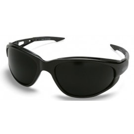 Edge Dakura Safety Glasses with Smoke Anti-Fog Lens