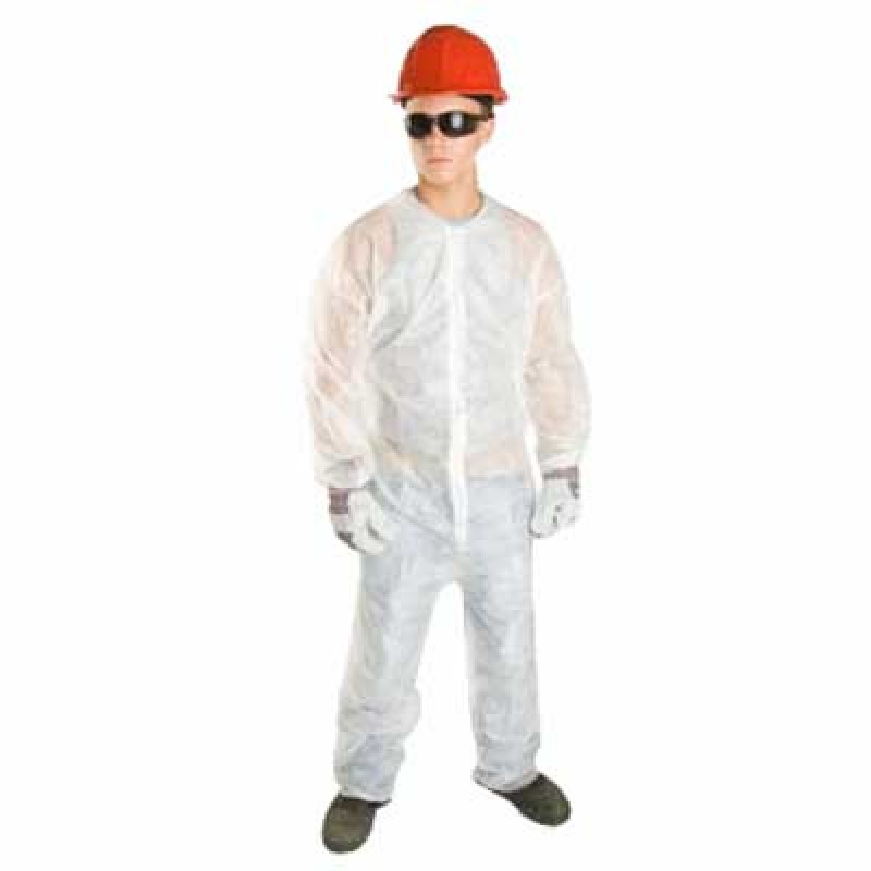 Malt 1100 Industries Polypropylene Disposable Coveralls (25/case)