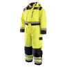 Occunomix LUX-WCVL Winter Coveralls, Hi Viz